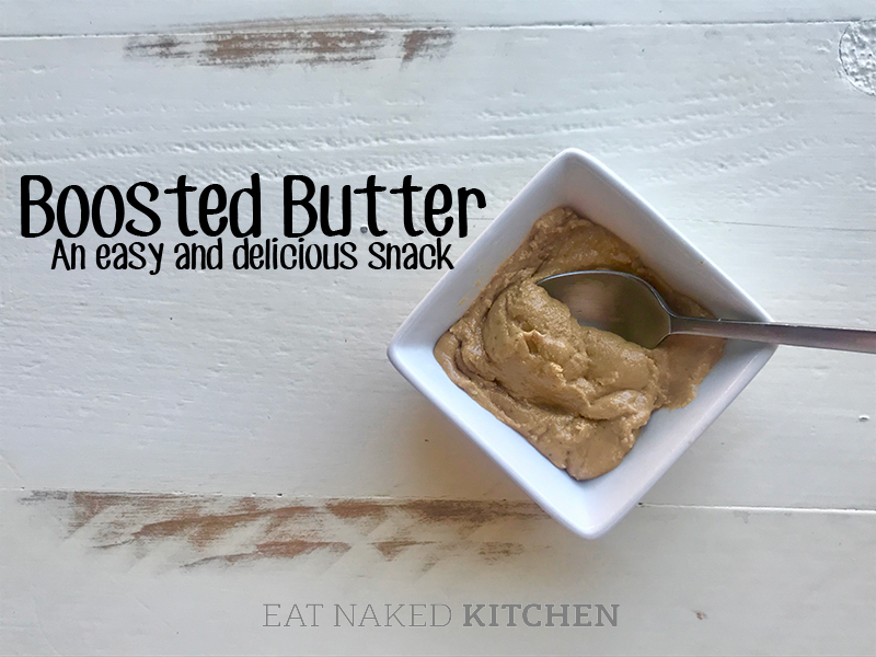 Boosted Butter (Paleo, Keto, and Gluten-Free)